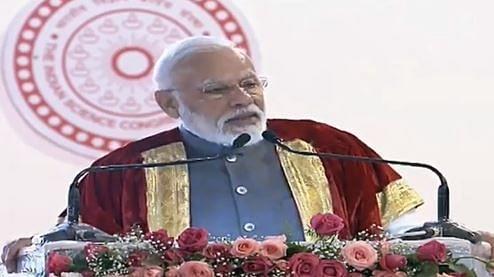 WHO lauds PM Narendra Modi