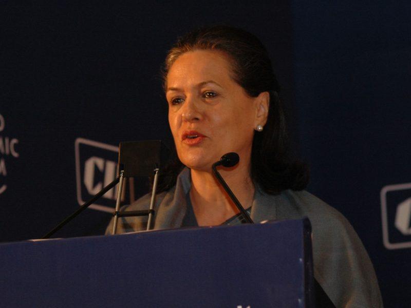 Covid battle transcends politics: Sonia Gandhi calls for all-party meet