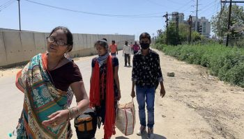 migrants covid-19 lockdown