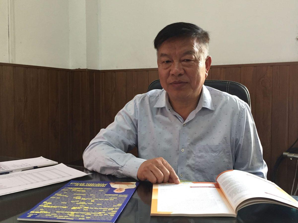 Making Manipuri language mandatory for SBI recruitment not justifiable: MP