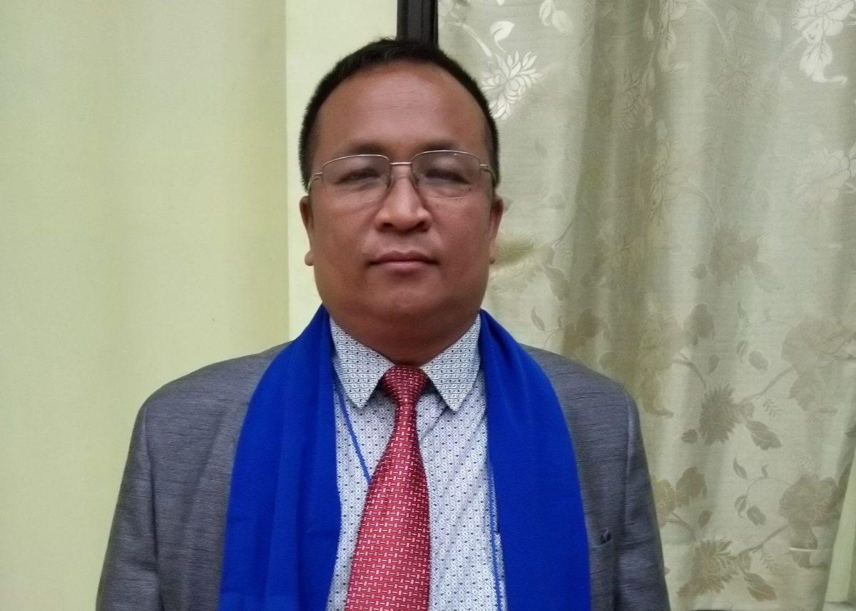 Vanlalvena on myanmar refugees