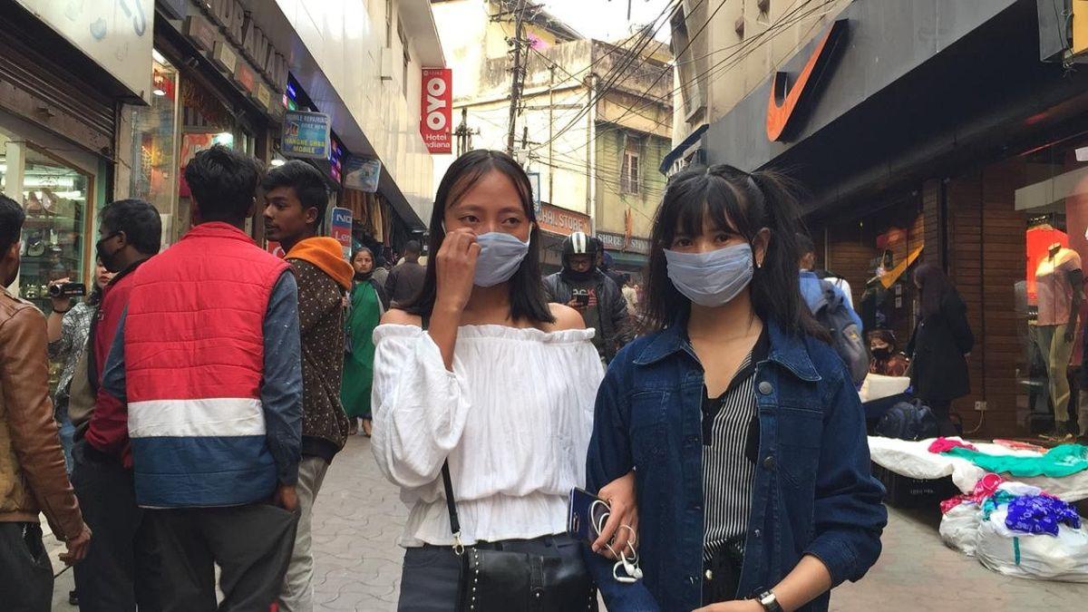 COVID-19 SOP Nagaland