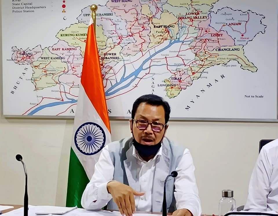 Arunachal Pradesh deficit budget