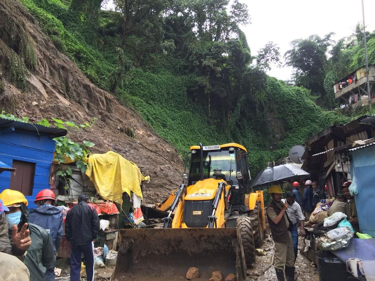 Arunachal Pradesh to develop system for early warning signal of disasters
