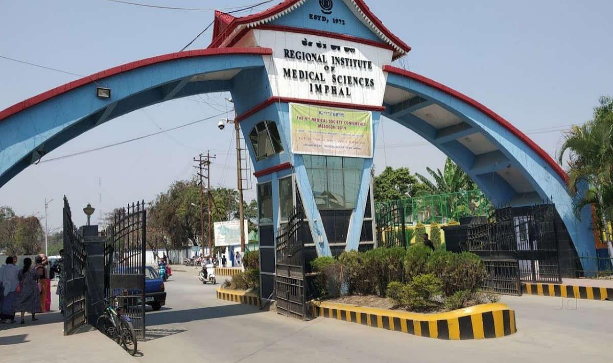Oxygen shortage reaches Manipur