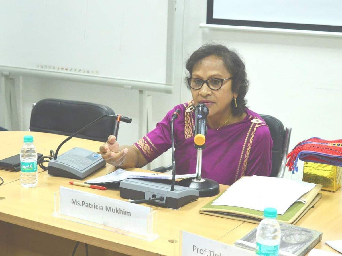 FIR quashed against Meghalaya's Patricia Mukhim