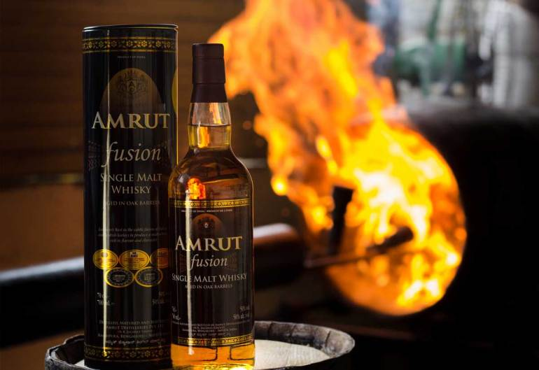 whisky brands in India