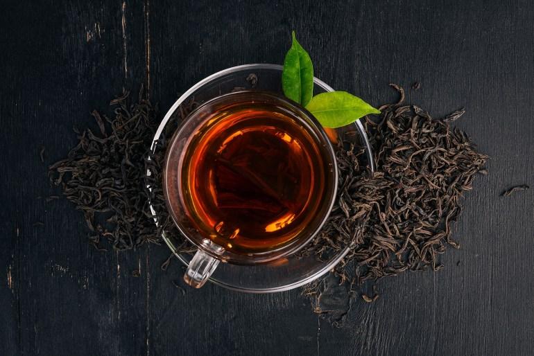 Assam Tea - tea from India