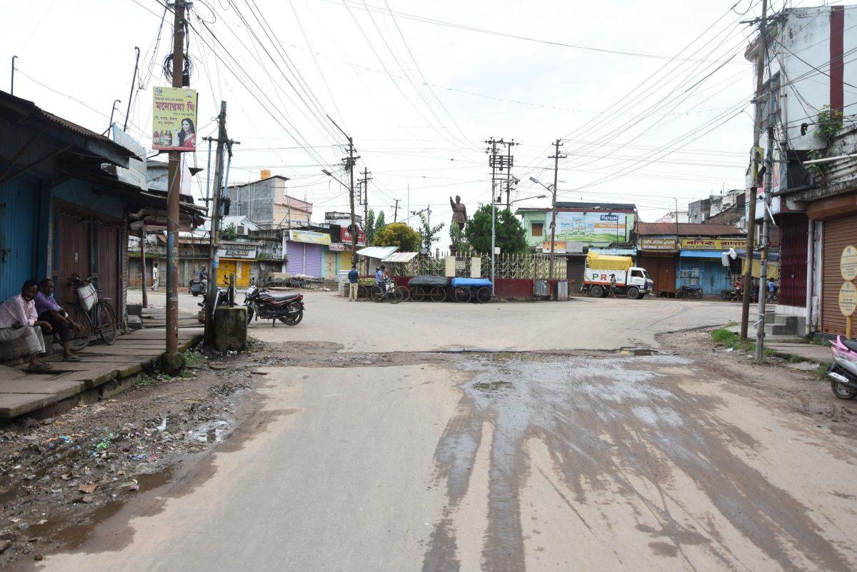 Tripura: Total lockdown on weekends, partial curfew on weekdays