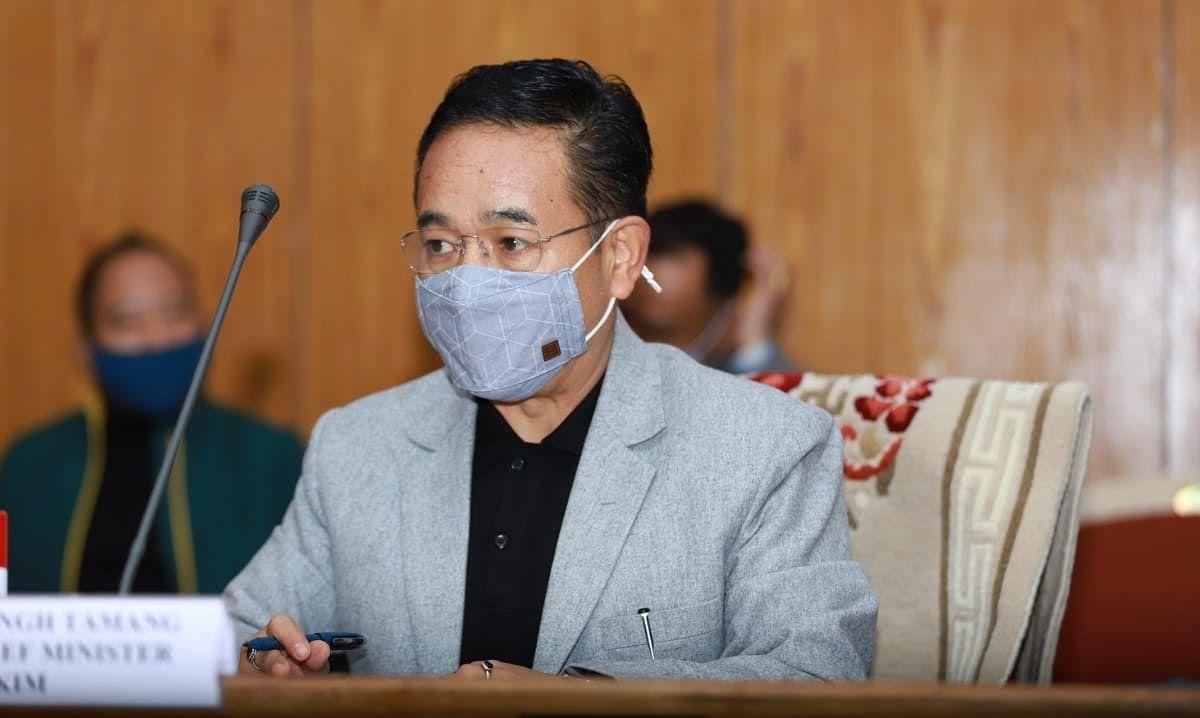 Sikkim CM PS Golay