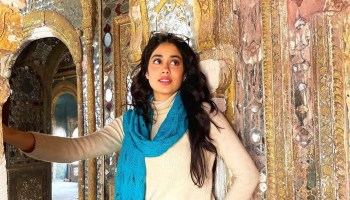 """The """"Gunjan Saxena: The Kargil Girl"""" actor took to Instagram and posted the note, with the caption, """"Miss you."""""""