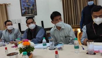 Kuki groups KNO Manipur