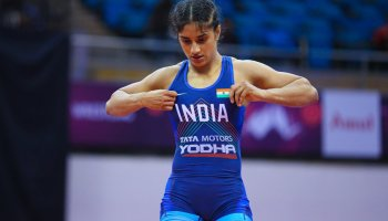 Will Vinesh Phogat participate for the Wrestling World Championship