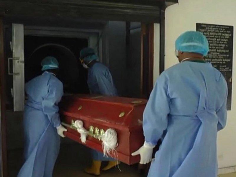 Sri Lanka forced cremations
