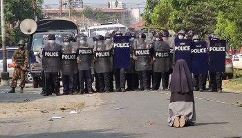 AP Investigation: Myanmar's junta using bodies to terrorise