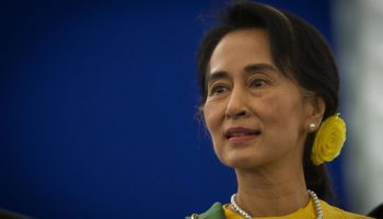 Ousted Myanmar leader Suu Kyi on trial; critics say charges bogus