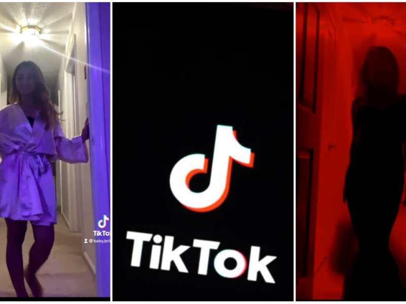 Next time you see a TikTok trend! Beware