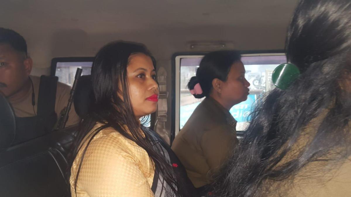 Assam BJP leader Dipanjali Kakoty Moran arrested