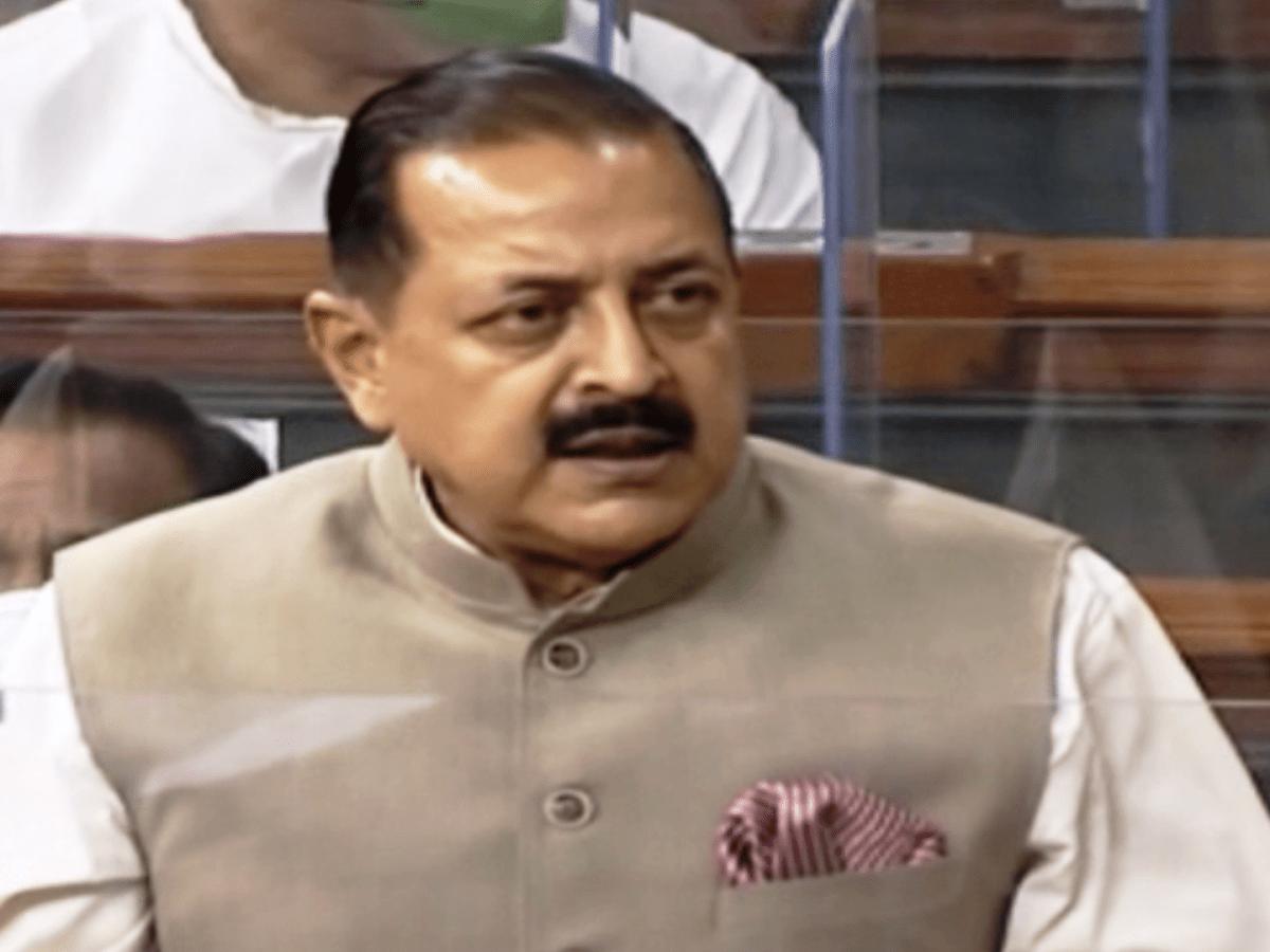 Northeast's development is of utmost importance for Centre: Jitendra Singh