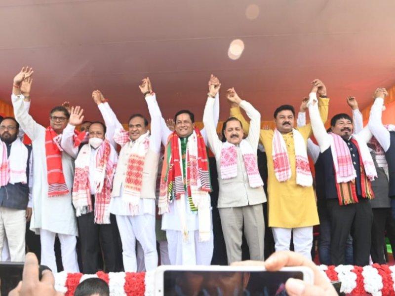 Assam assembly polls