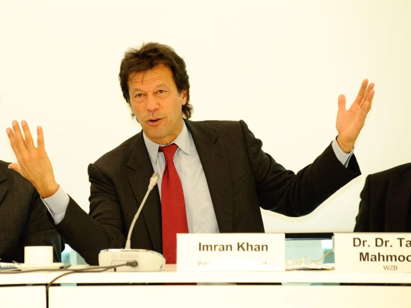 Pakistan Prime Minister Imran Khan required 172 votes for a simple majority and secured 178 votes