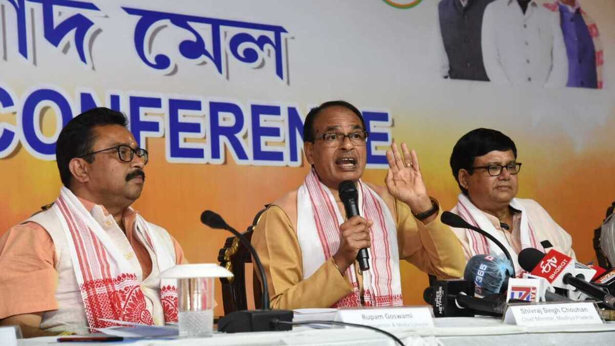 Congress gave Assam unemployment, insurgency and infiltration