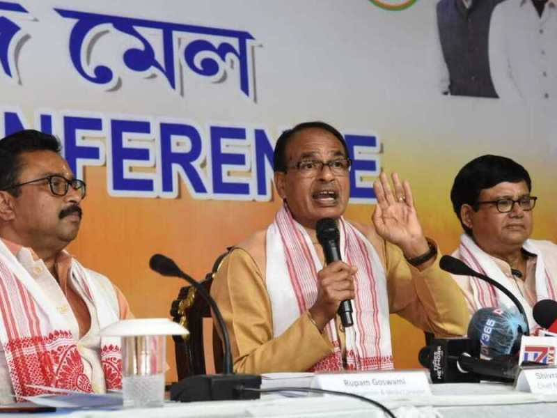 Congress gave Assam unemployment, insurgency and infiltration