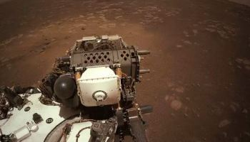 NASA Mars perseverance rover