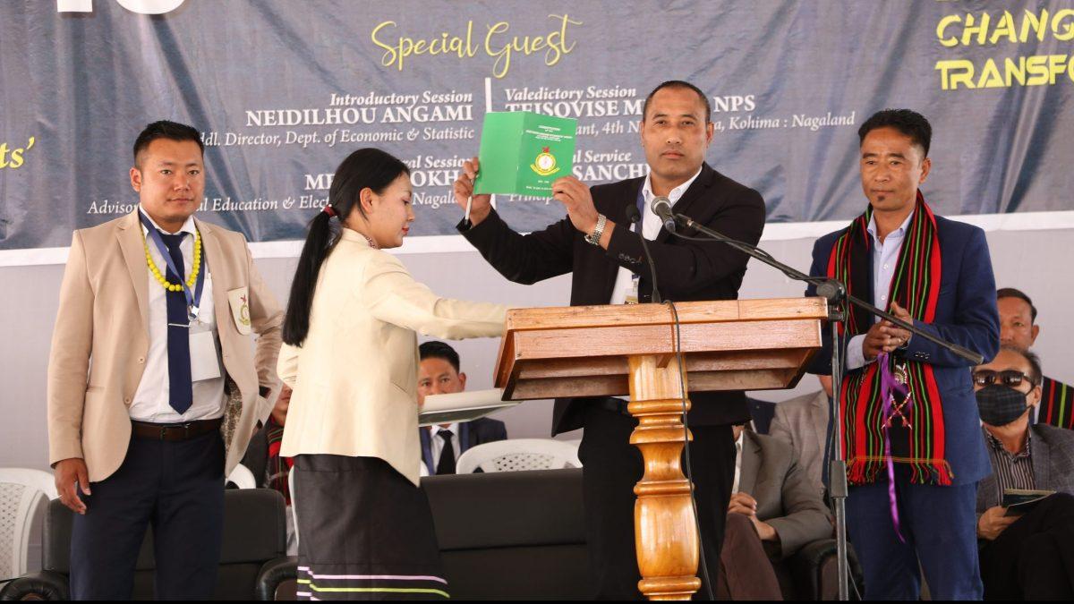Nagaland: Legislator Medo Yhokha urges Angamis to unite over political issue