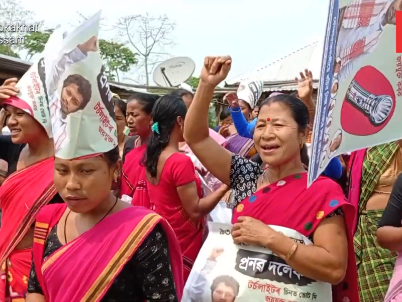 Watch: This Assam election campaign is unlike any other. Here's why