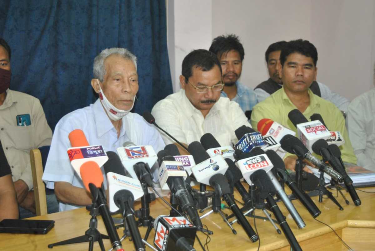Tripura ADC poll: IPFT releases its first list of 18 candidates