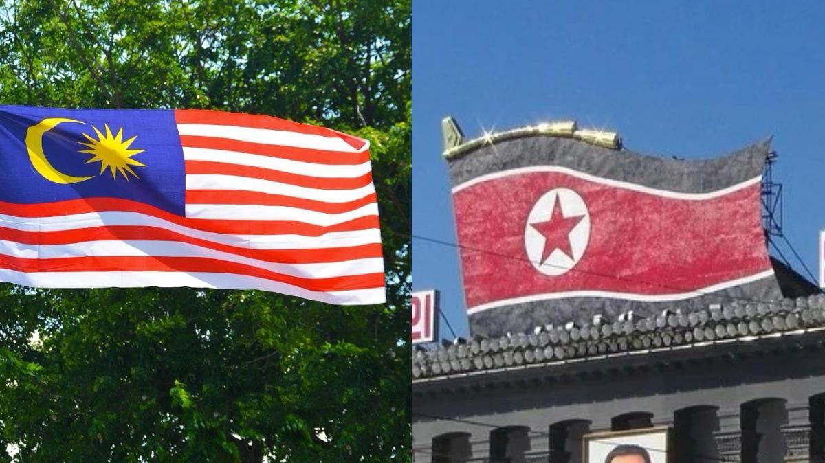 North korea malaysia