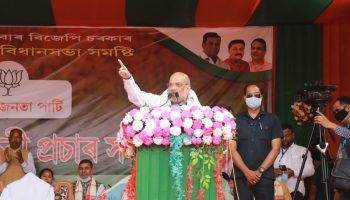 Union home minister Amit Shah likely to visit Meghalaya in 2nd week of July