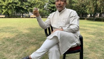 Ready to welcome any civilian from Myanmar: Manipur CM N Biren Singh