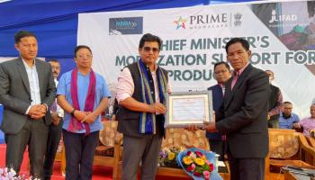 Meghalaya reward for Padma Shri Award winners