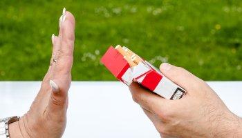 smoking zones