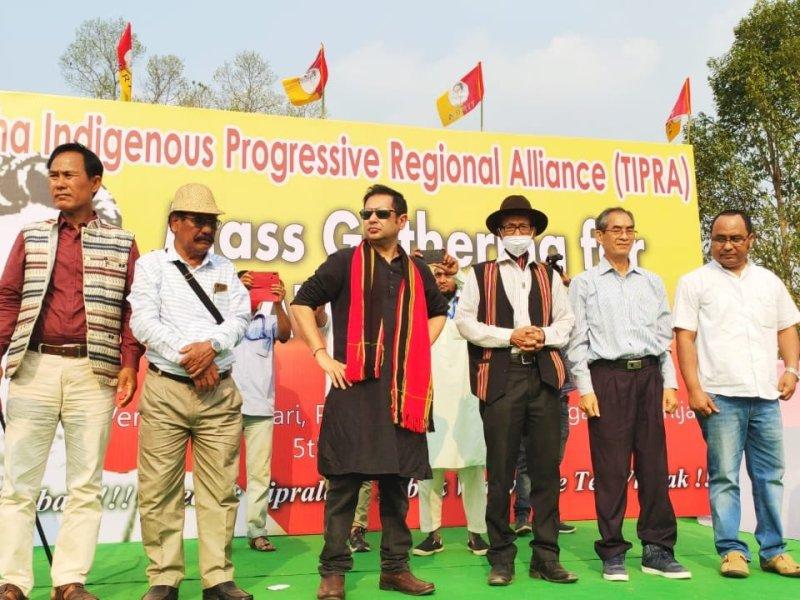 the TIPRA-IPFT alliance
