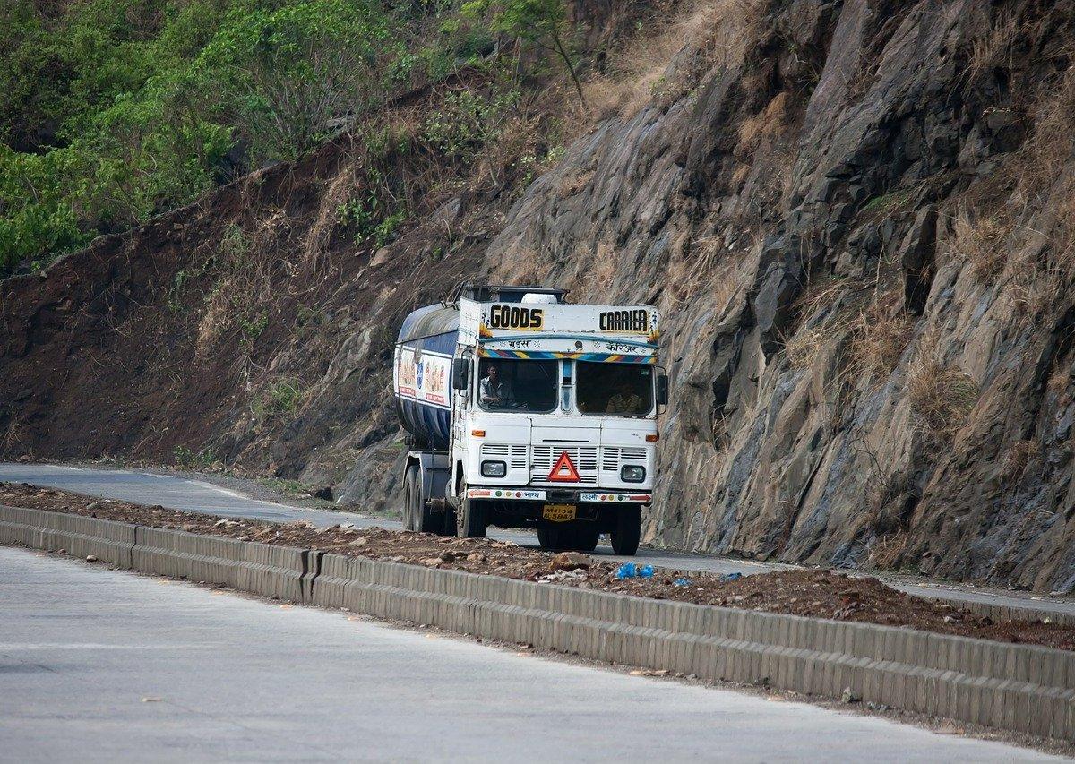 odisha truck driver