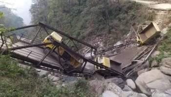 yuksam accident Sikkim