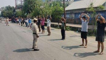 Manipur COVID