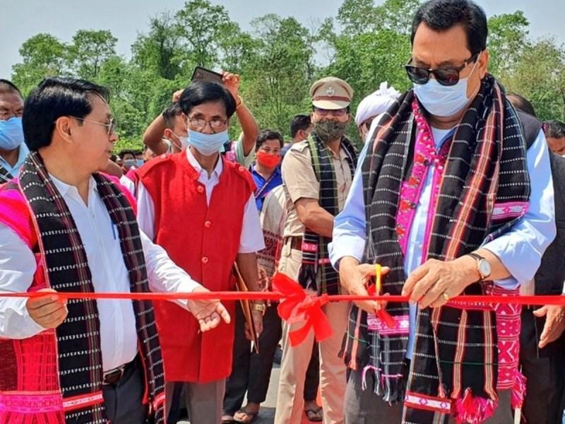 Arunachal Pradesh deputy CM Chowna Mein