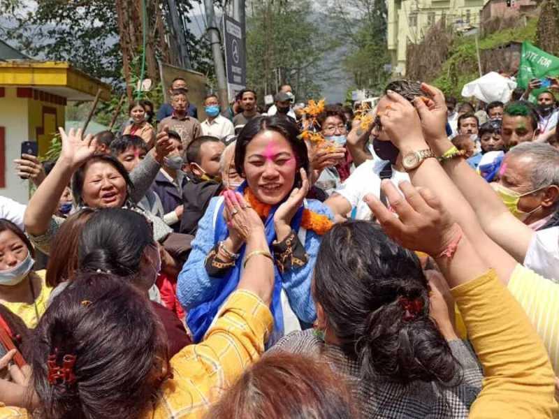 Sikkim municipal elections