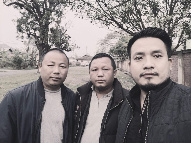 Shutdown announced after All Tribal Students' Union Manipur (ATSUM) leaders Shimthar Jajo, Khaiminlen Doungel and Kakai Singsit were arrested by the Manipur Police late on Monday evening