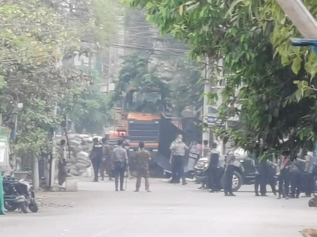 myanmar coup fear