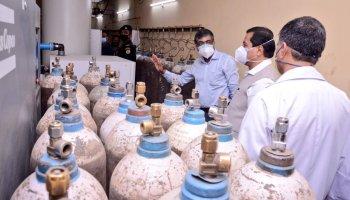 Guwahati oxygen shortage?