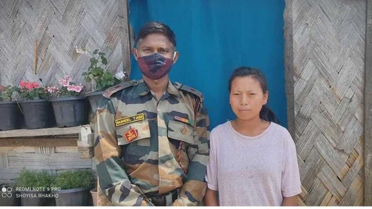 Army Major Suneel Tadi