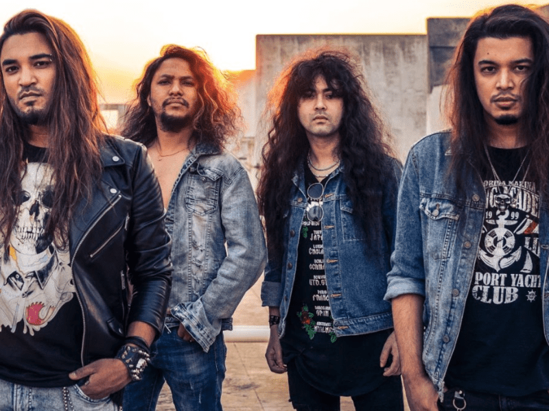 If you like 80s hard rock and metal, you will love Girish and the Chronicles