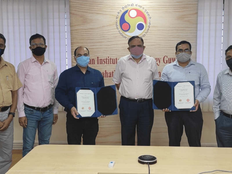IIT Guwahati signs MoU to improve maintenance, operations of trains in NE