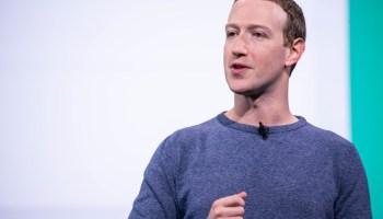 Mark Zuckerberg on Signal