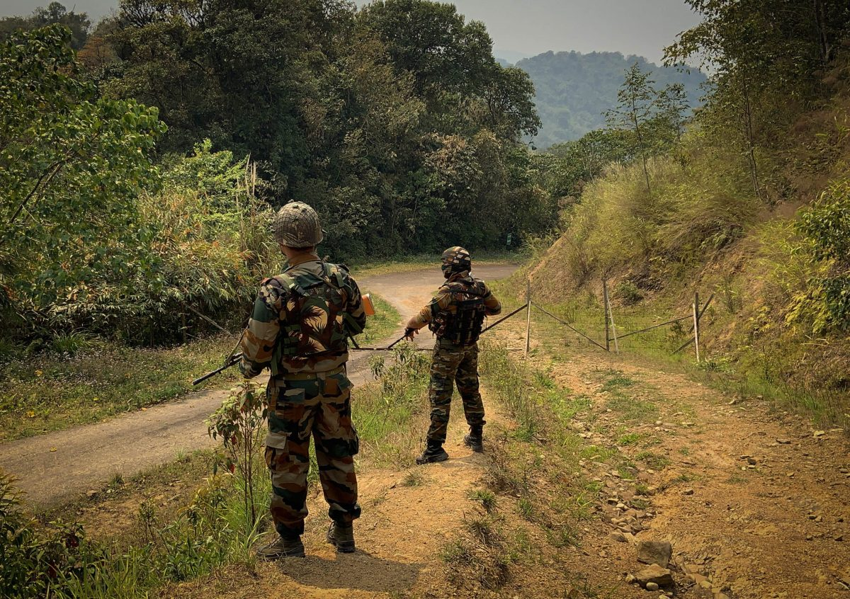 Nagaland, Assam police forces agree to withdraw from border